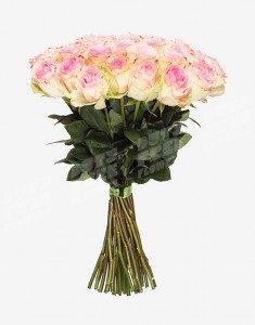 Букет из 25 розы Эсперанс