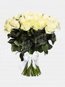 Букет из 51 розы Мондиаль