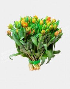 Букет из тюльпанов №2