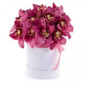 Цветы в коробке Вагнер