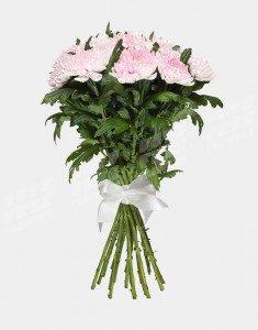 Букет из хризантем Розанна