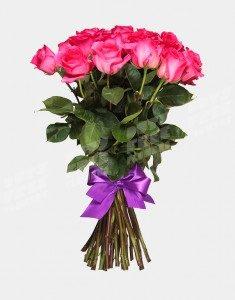 Букет из роз Топаз