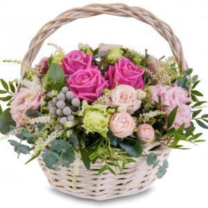 """Корзина цветов """"Кантата"""""""