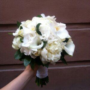 Свадебный букет №8