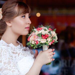 Свадебный букет №15