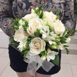 Свадебный букет №18